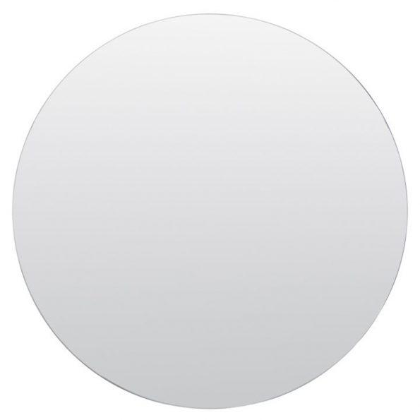 Apvalus veidrodis be rėmo Ø110