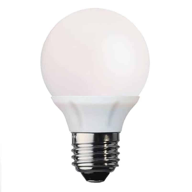 LED lemputė E14