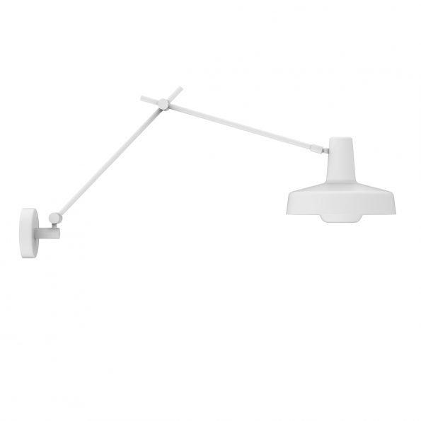 Arigato baltas sieninis šviestuvas