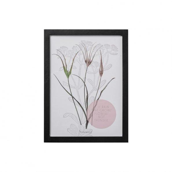 Paveikslas su augalais