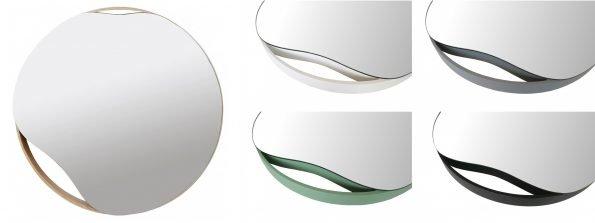 Galimi veidrodžio BALA spalvų variantai