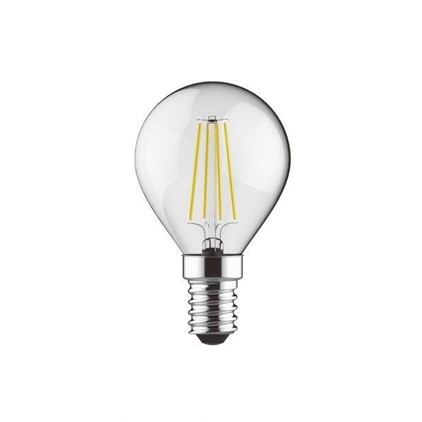 LED lempute E14 dimeriuojama Smart