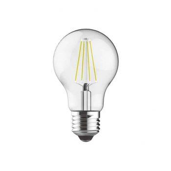 LED lempute E27 dimeriuojama SMART SKAIDRI