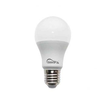LED lemputė E27 matinė balta