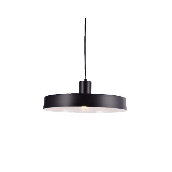 OD5392SBK juodas metalinis šviestuvas