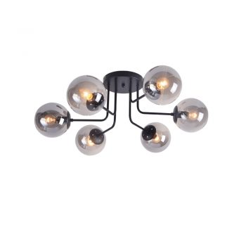 lubinis 6 burbulų šviestuvas