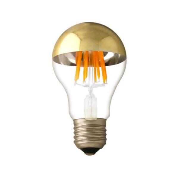 Dekoruota LED lemputė