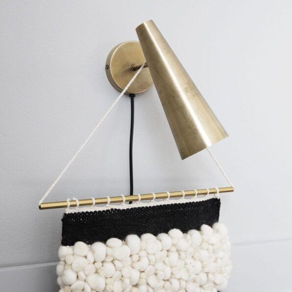 Sieninis šviestuvas Precise mini