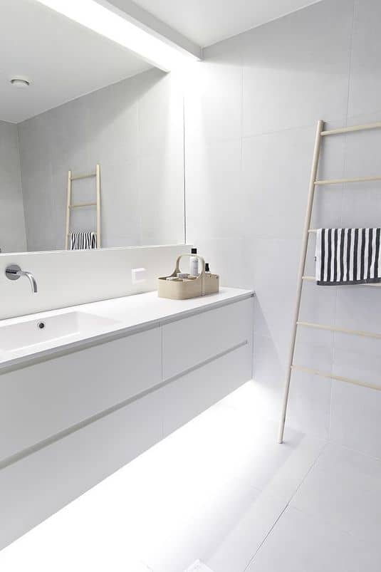 4 žingsniai norintiems atnaujinti vonios kambarį