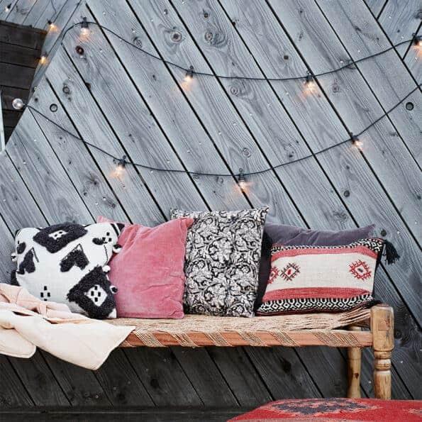 Kaip dekoruoti savo mini terasą?