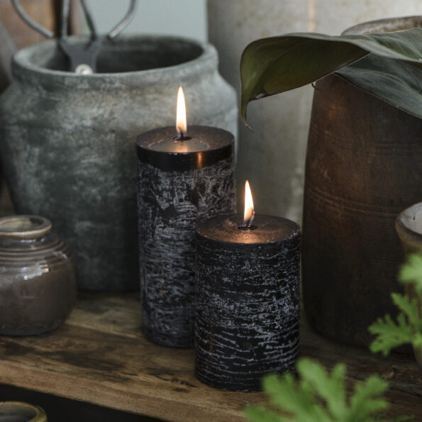 Žvakė Rustic Black