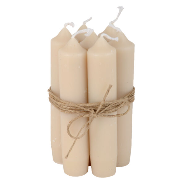 Žvakės, 5 vnt