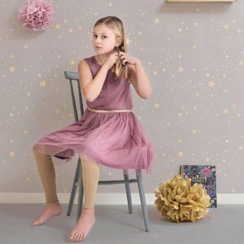 Tapetai Twinkle dusty lilac